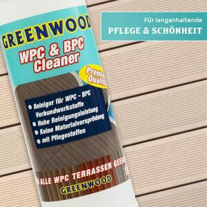 WPC Terrassen Reiniger 1lt. mit Pflegestoffen-...