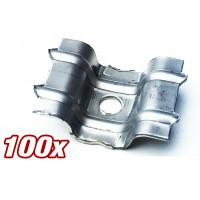 T-Nox Terrassenclip Edelstahl 100Stk