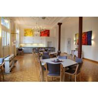 Tafelparkett Design Arteli- Eiche - Würfel in Ahorn - 60x60cm
