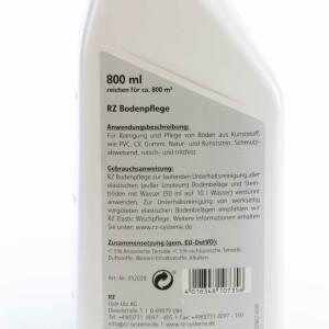 RZ Bodenpflege 800 ml