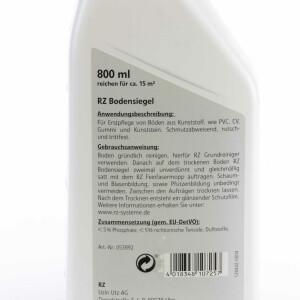 RZ Bodensiegel 800 ml