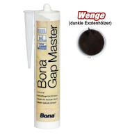 Wenge (dunkle Exotenhölzer) - Bona Gap Master - Fugenmasse - Kartusche 310ml