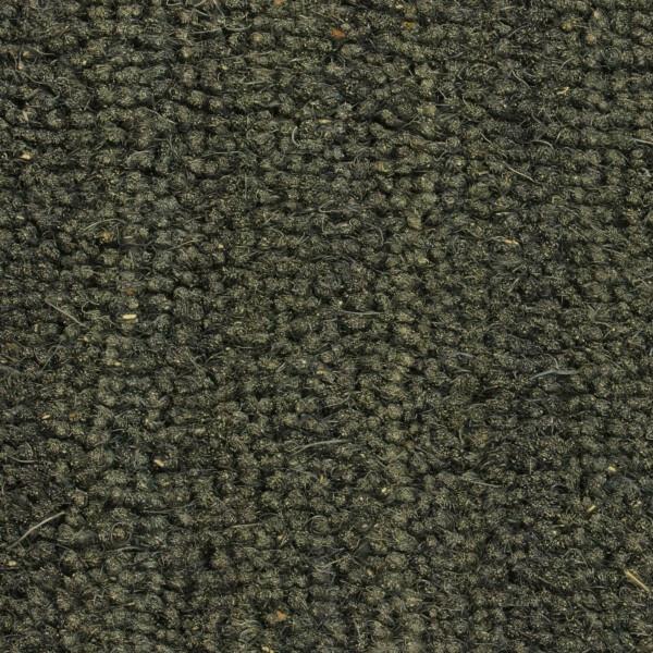 Kokosmatte GRAU 17mm Maßzuschnitt - Zuschnitt