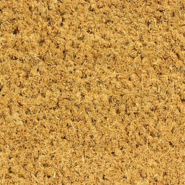 Kokosmatte NATUR 20mm Maßzuschnitt - Zuschnitt