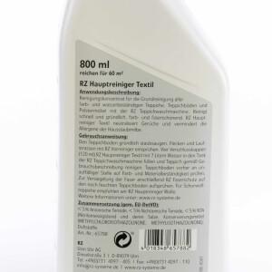 RZ Hauptreiniger Textil 800 ml Airfresh