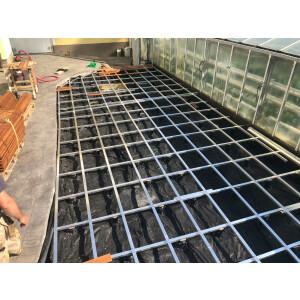 Wurzelschutzvlies 50m² / TOP 50g/m² / 2Meter breit x 25lfm