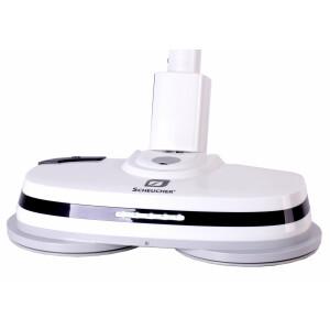 Scheucher CareBoy STARTERSet - Polier & Reinigungsmaschine mit Sprühfunktion, Akkubetrieb und LED Licht