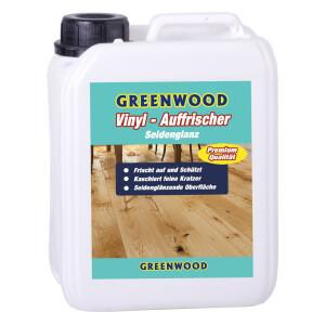 Greenwood - Vinyl Boden Auffrischer 3lt  Seidenglanz