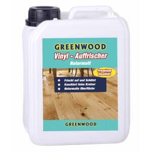Greenwood - Vinyl Boden Auffrischer 3lt  Naturmatt