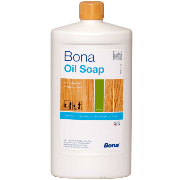 Bona Oil Soap 1lt
