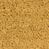 Kokosmatte NATUR 13mm Maßzuschnitt - Zuschnitt