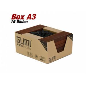 Box A3 - Modul Decking - Box 16 Dielen