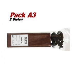 Pack A3 - Modul Decking - 2 Stück