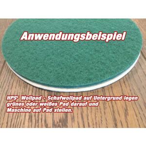 Schafwollpad Ø41cm passend für...