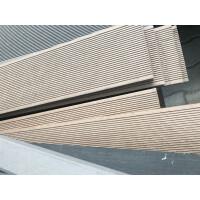 5,6m² WPC Terrassendiele Hellbraun - Massivdiele - Abverkauf RESTPOSTEN