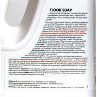 Boen Pflegeset für geöltes Parkett- DUNKEL Boen Parkett Seife- Boen Freshen U...
