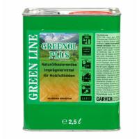 Carver Greenol Plus 2,5lt Profi-Parkettöl
