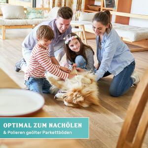 Kährs Satin Öl 1lt inkl. Handpadhalter Pro -...