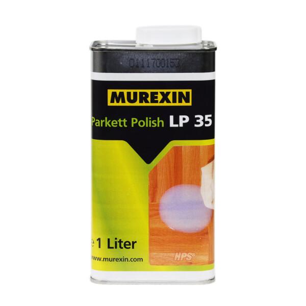 LP35 Parkettpolish auf Lösungsmittelbasis 1lt - Murexin