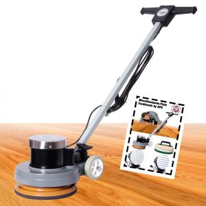 Overmat Floorboy XL 300 - Poliermaschine inkl. Treibteller
