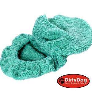 DirtyDog 2-Stück- Polierhaube - Ø 150 mm -