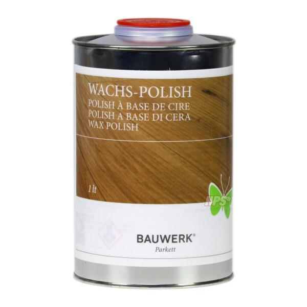 Bauwerk Parkett Wachs Polish 1lt