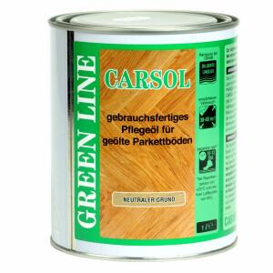 Carver Carsol Pflegeöl 1lt Natur / Neutraler Grund -...