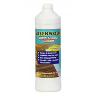 Holzterrassen Reiniger 1lt Greenwood